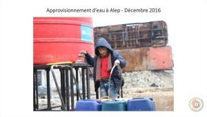 Extrait 1 : L'UNICEF apporte de l'eau
